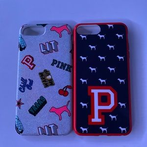 ✰ PINK PHONE CASES